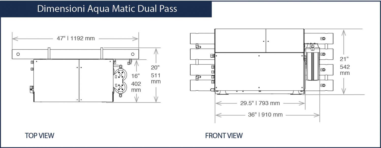 aqua matic dual pass
