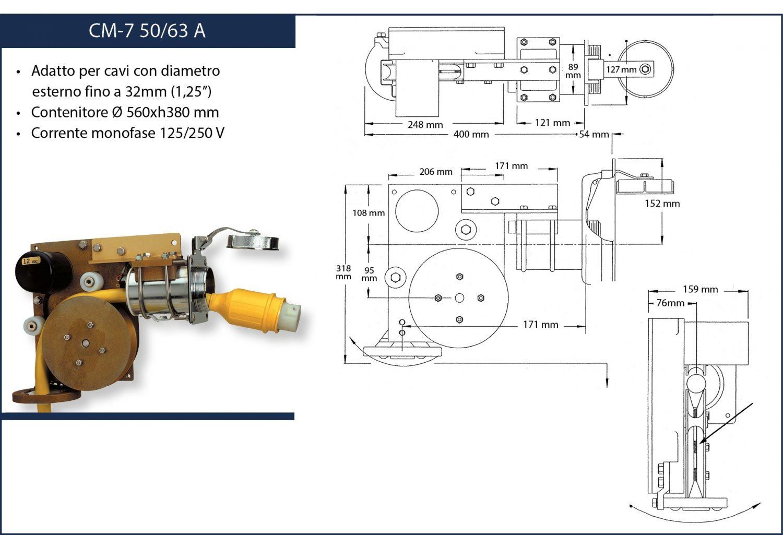 CM-7 50/63 A